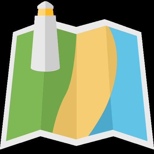 View Coastal Map, an interactive map to view coastal information
